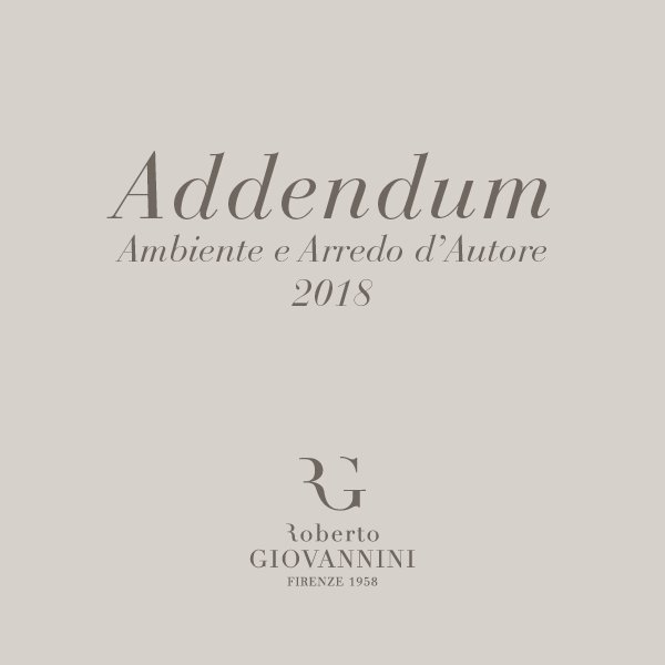Addendum - nuovo catalogo
