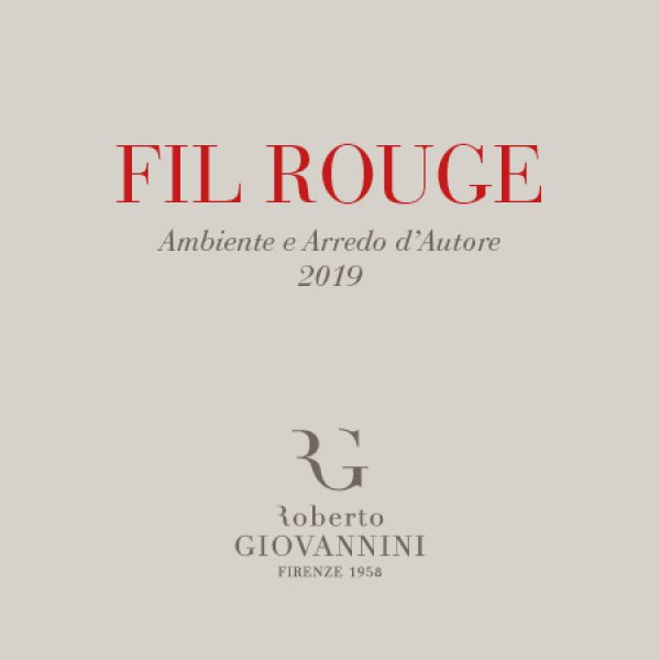 Fil Rouge - New catalogue