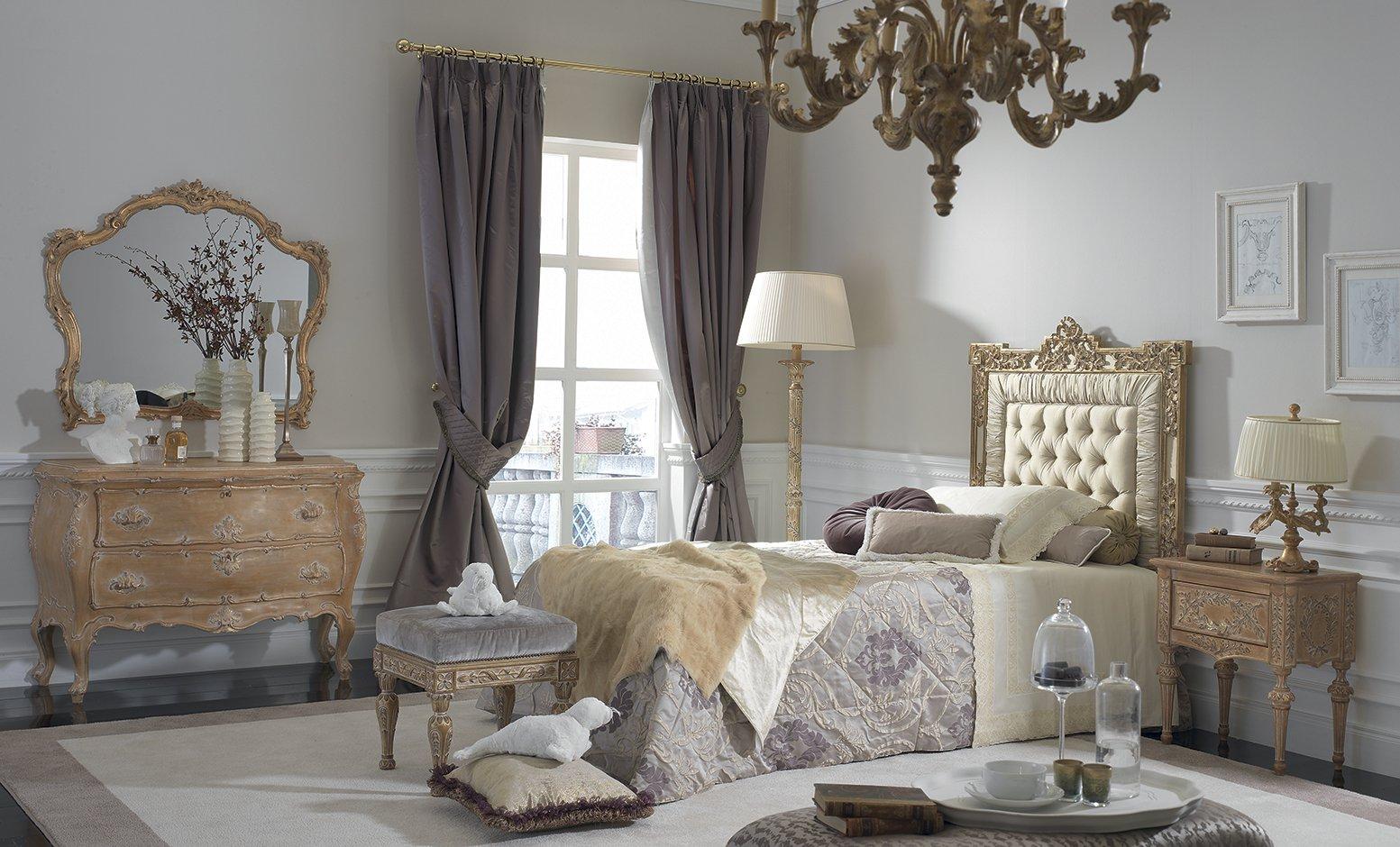 Single bedroom - Ambiences - Roberto Giovannini