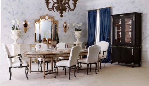 Roberto Giovannini for the Dining Room