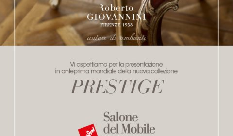 Prestige Collection - Première at Salone del Mobile 2017