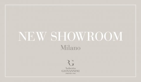 New Roberto Giovannini Showroom in Milan