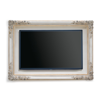 TV frame with flowers - 51 cms depth (TV 55