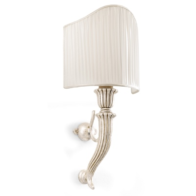 Wall sconce 1 horn