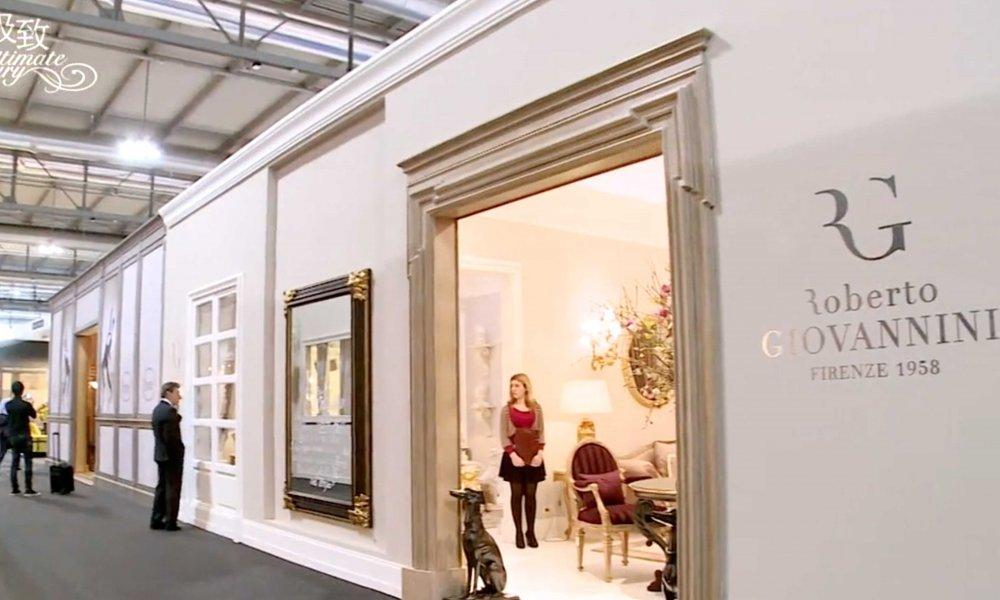 Ultimate Luxury - Roberto Giovannini - iSaloni 2013